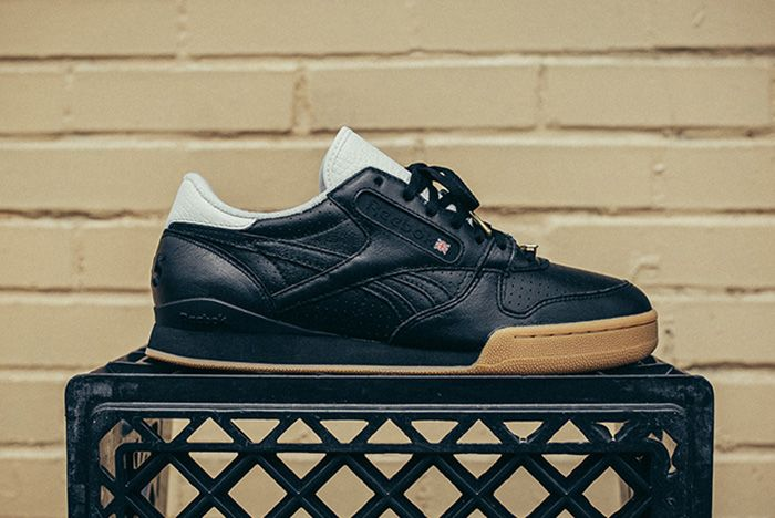Packer X Reebok Workout Low 2