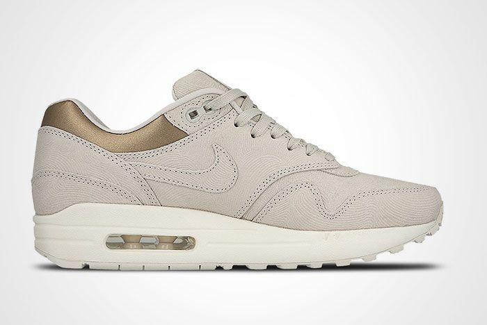 Nike Air Max 1 Premium Wmns Gamma Grey Sneaker Freaker