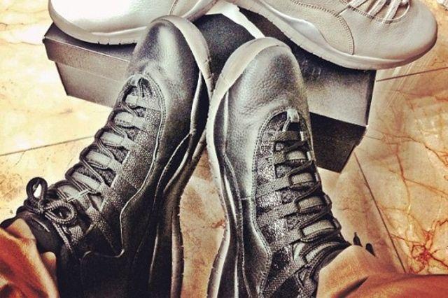 Drake Sneaker Style Profile Air Jordan 10