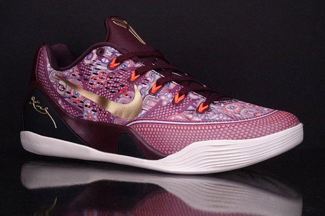 Nike Kobe 9 Em Villian Red 1
