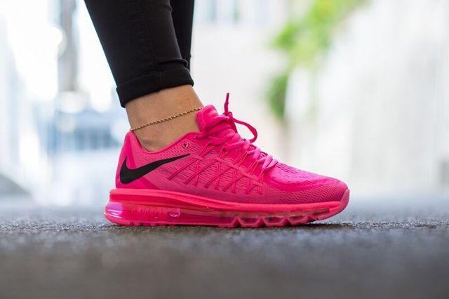 Nike Air Max 2015 Pink Flash 3