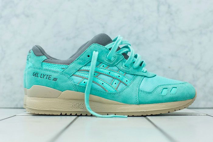 Asics Gel Lyte Iii Cockatoo Green 2