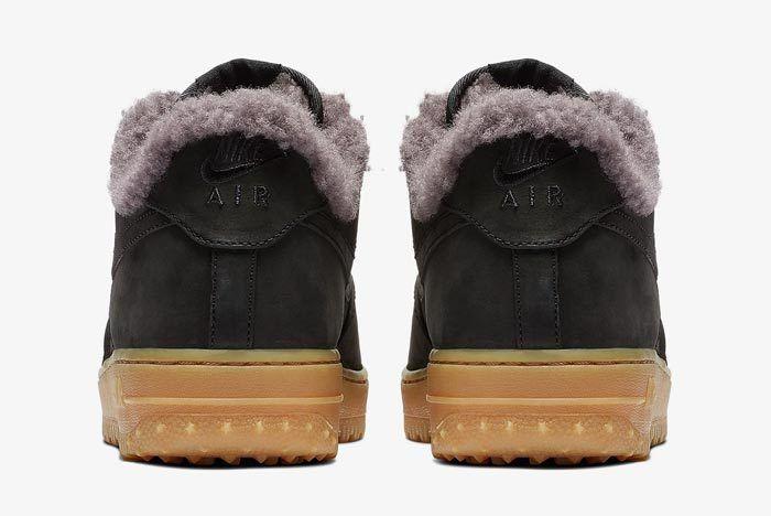 Nike Air Force 1 Sherpa 5