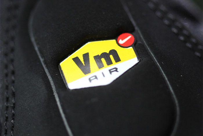 Nike Air Vapormax Max Plus Triple Black Small
