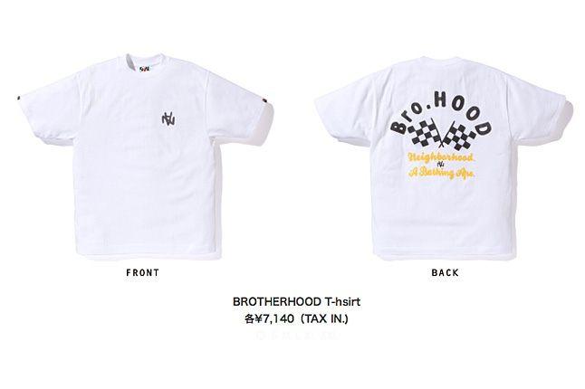 Bro Hood Neighborhood Bape Harajuku 5 1