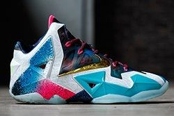 Nike What The Lebron 11 Thumb