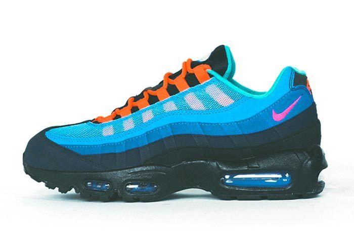 Nike Air Max 95 Lapstone Hammer Coral 9