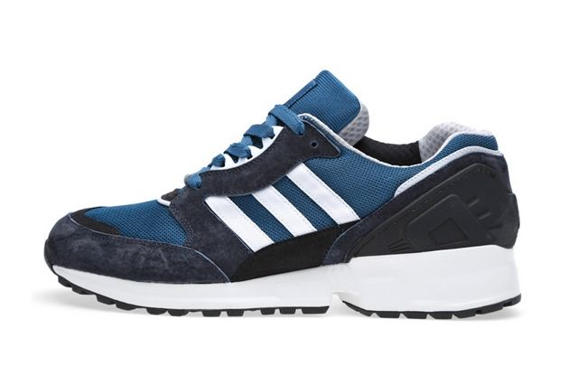 Adidas Eqt Running Cushion Tribe Blue 3