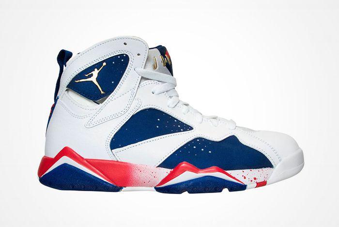 Air Jordan 7 Olympic Alternate3