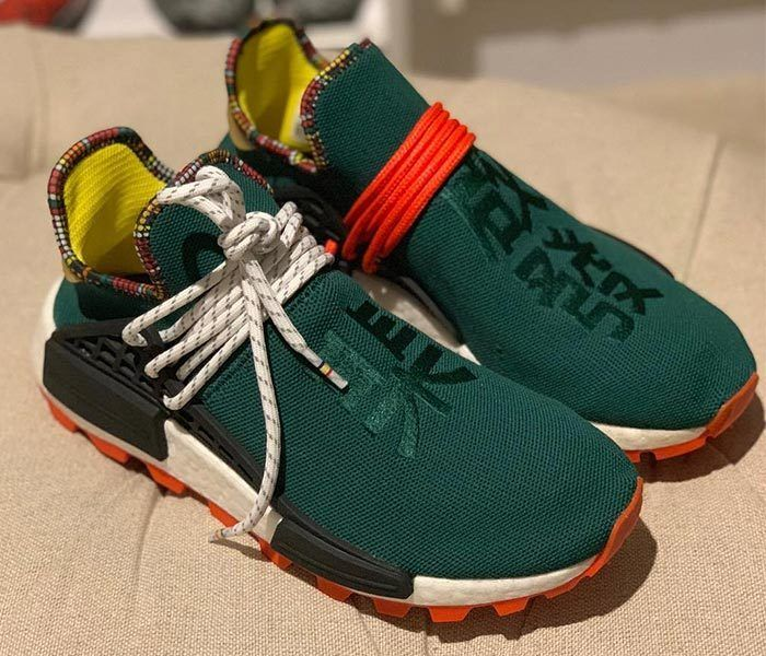 Pharrell Adidas Hu Nmd China Exclusive 2018 1
