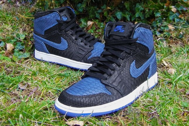 Jfb Customs Snakeskin Aj1 Royal Pair Hero 1