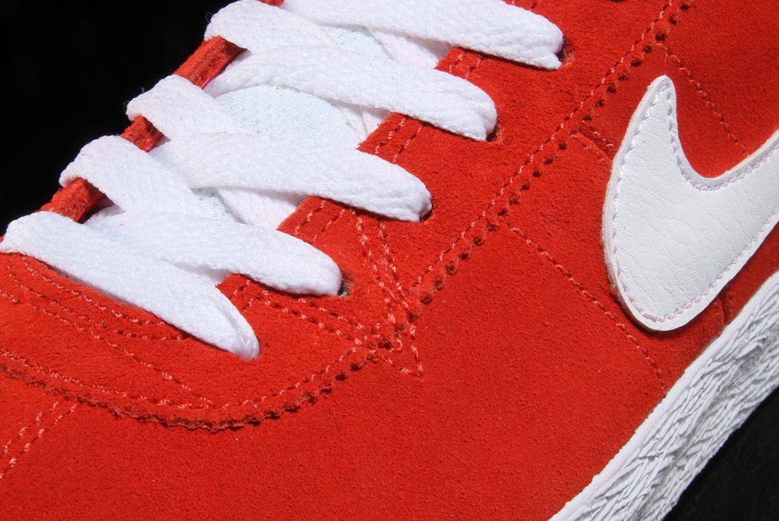 Nike Sb Zoom Bruin Premium Se Max Orange 2