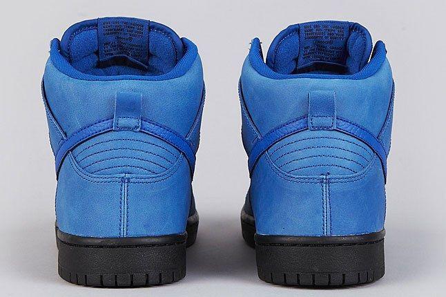 Nike Dunk Heel 1