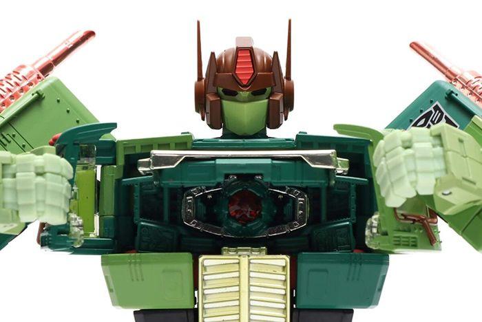 Takara Atmos Transformer 4