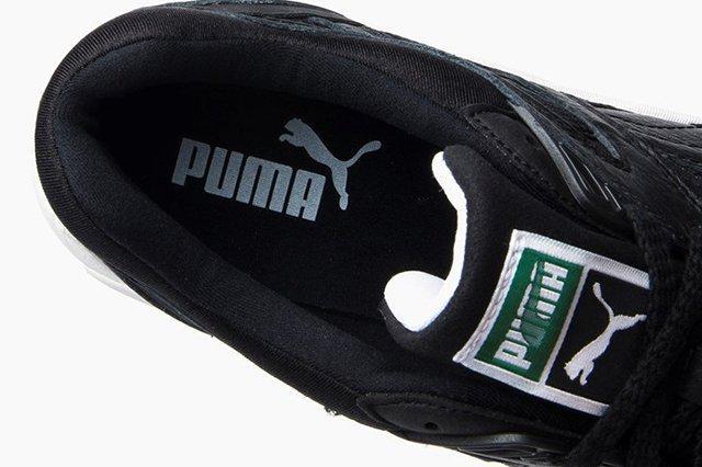 Puma R698 Black White Kixandthecity 41
