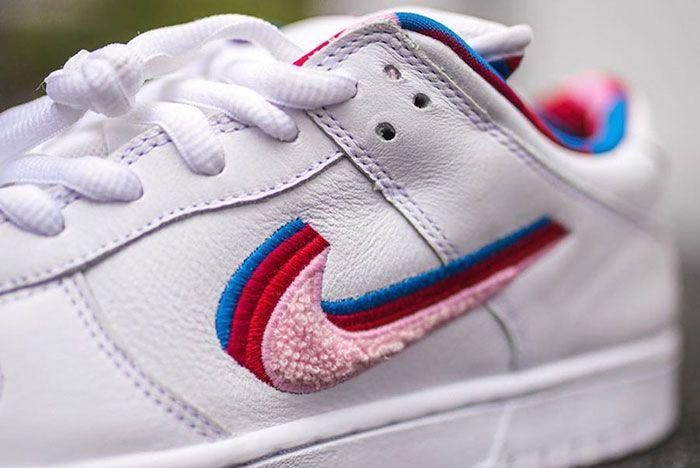 Parra Nike Sb Dunk Low Release Date 6 Side