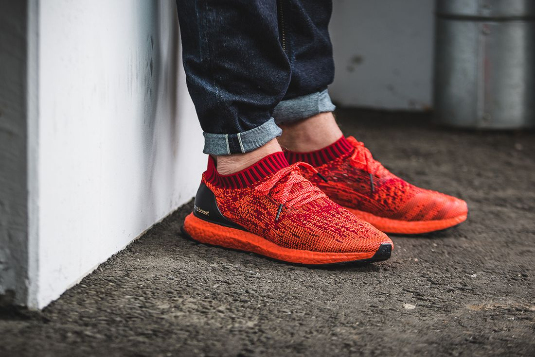 Adidas Ultraboost Uncaged Triple Red6