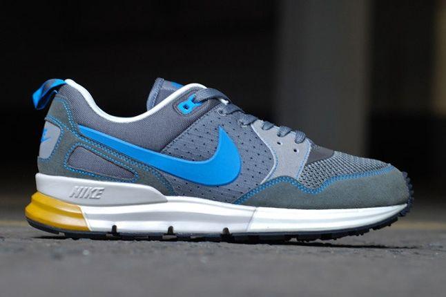 Nike Nsw Lunarpeg89 Blue Profile 1