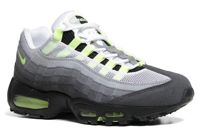 Nike Air Max 95 2013 Retro Toe Quater 1