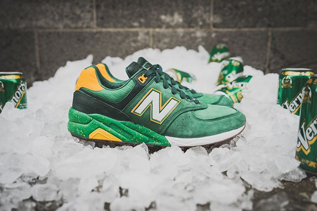 Burn Rubber X New Balance 572 3