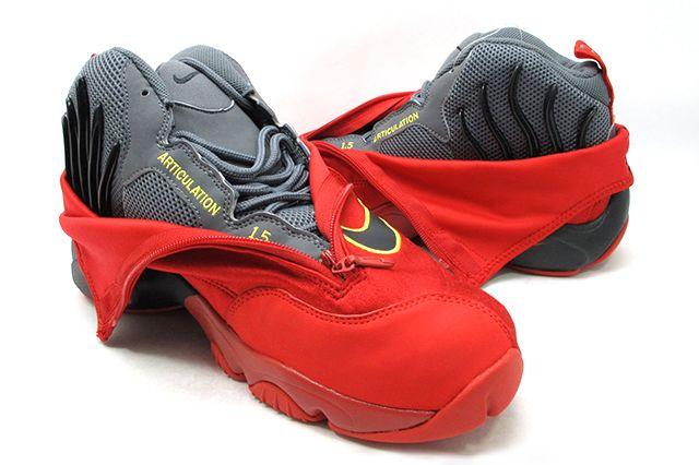 Nike Air Zoom Flight The Glove Miami Heat 1