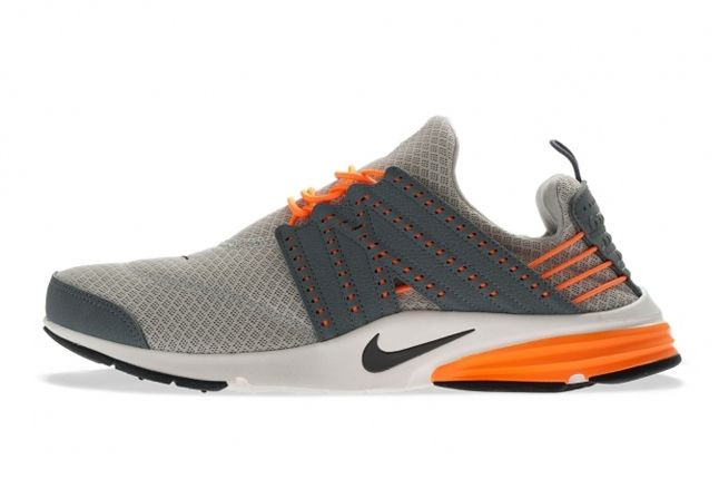 Nike Lunar Presto Stratagrey Orange Profile 1