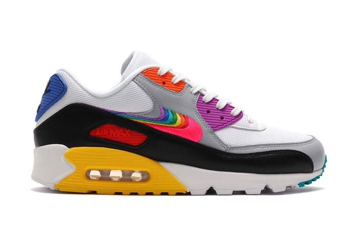 Nike Air Max 90 Be True Lateral