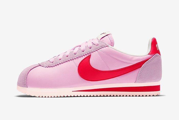 Nike Cortez Rose Pink 2