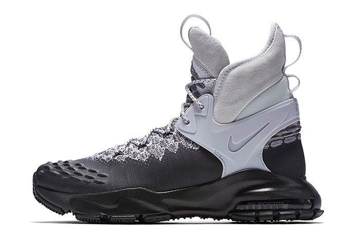 Nike Acg Zoom Tallac Flyknit White Grey 4