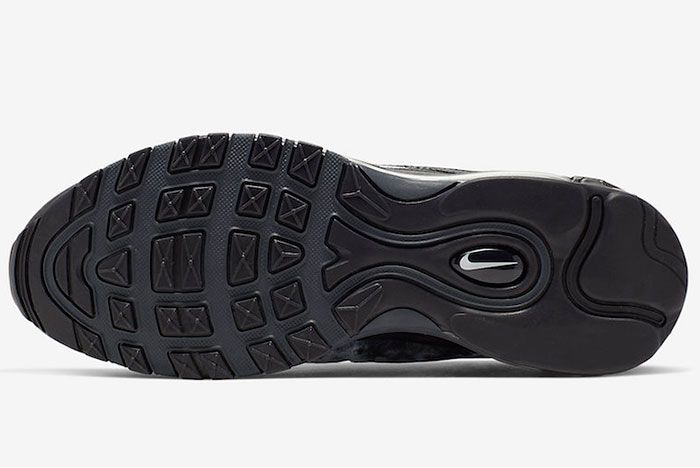 Nike Air Max 97 Black White Anthracite 921826 015 Release Date 1