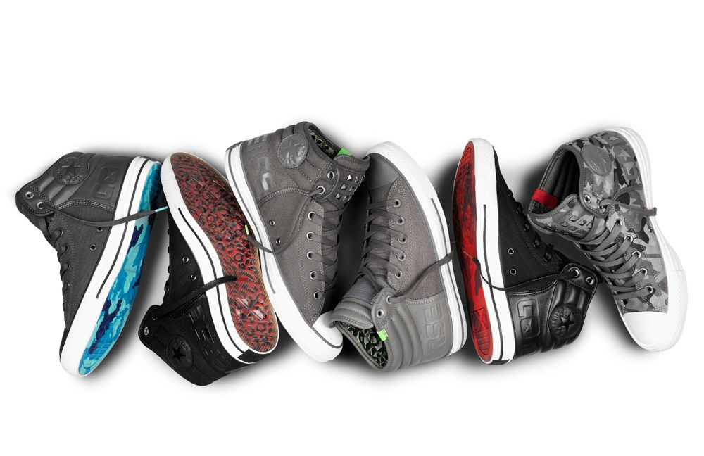 Wiz Khalifa Converse Collection 5