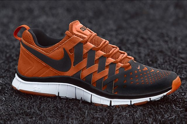 Oregon State Nike Free Trainer