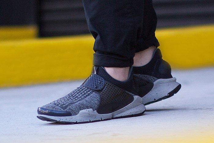 Nike Sock Dart Se Black White 4