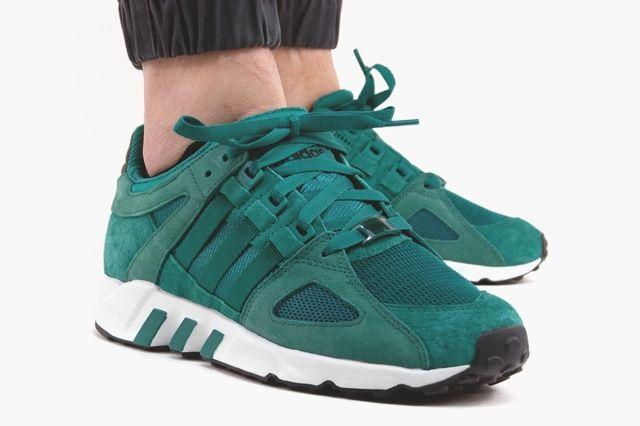 Adidas Equipment Running Guidance 93 Sub Green 2