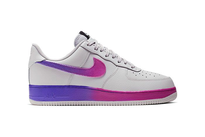 Nike Air Force 1 07 Lv8 Purple Right