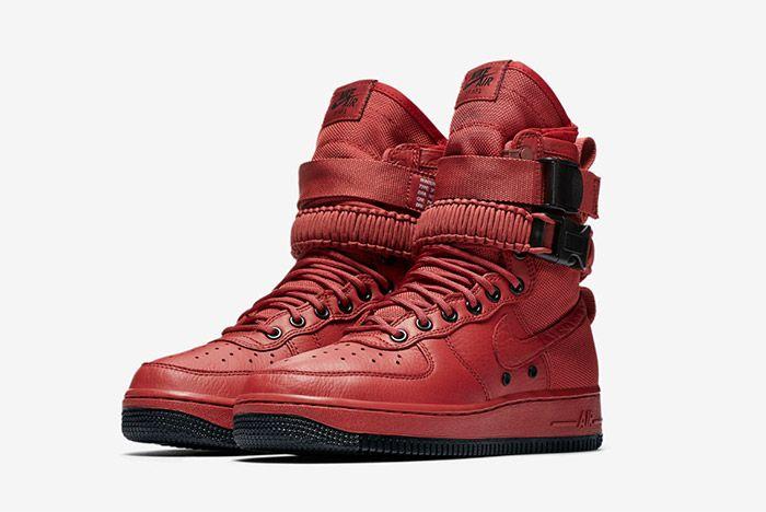 Nike Sf Air Force 1 Cedar 1