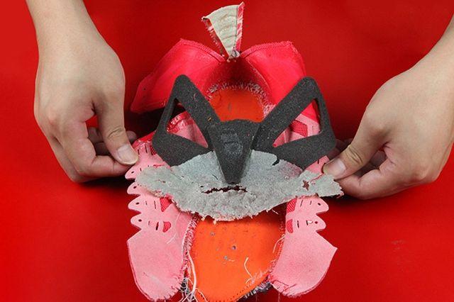 Nike Hyperdunk Sneaker Dissection 6