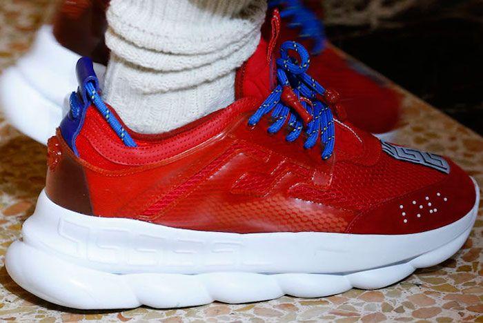 2 Chainz Versace Chain Reaction Sneaker Freaker 2