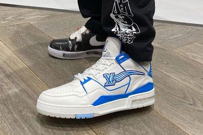 Virgil Abloh Louis Vuitton Sneaker 2020 Release Date 2 Leaked Shots
