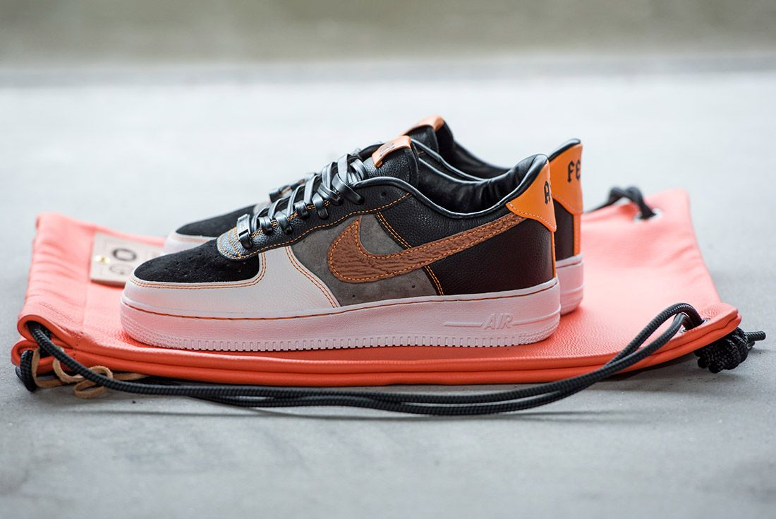 Bespoke Ind Aap Ferg Nike Air Force 1 Sneaker Freaker 9