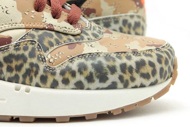 Nike Atmos Animal Camo Wmns Toe Detail 1