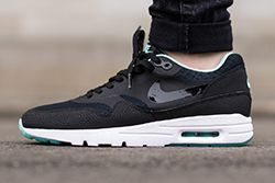 Nike Air Max 1 Wmns Teal Black Thumb