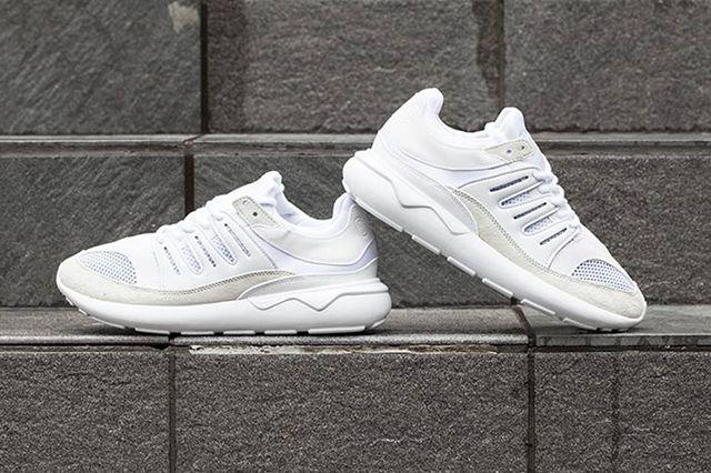 Adidas Tubular 93 Black White5