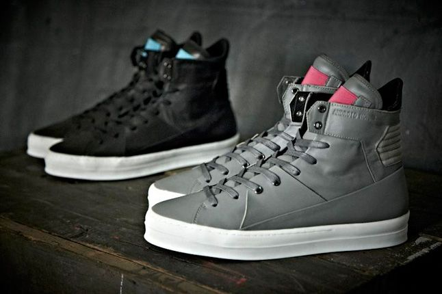 Android Homme The Grid Black Grey 1
