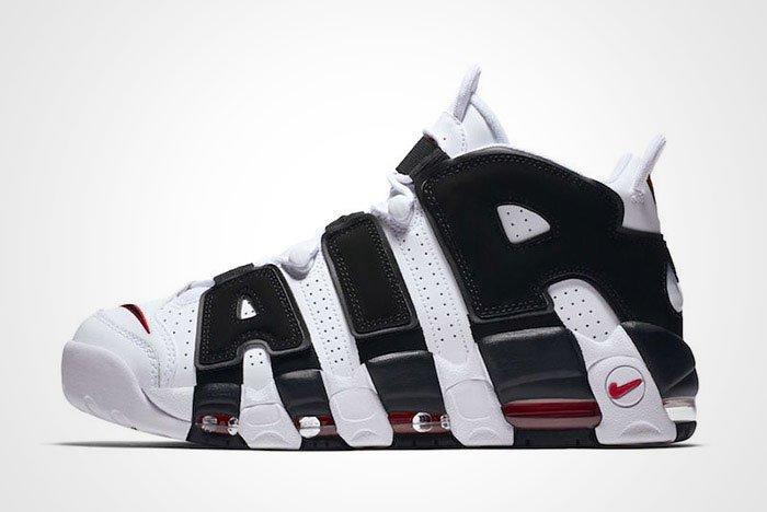 Nike Air More Uptempo Chicago Bulls Scottie Pippen Thumbbbb