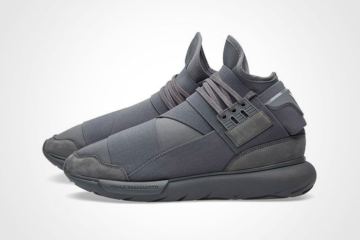 Adidas Y 3 Qasa High Vista Grey Thumb