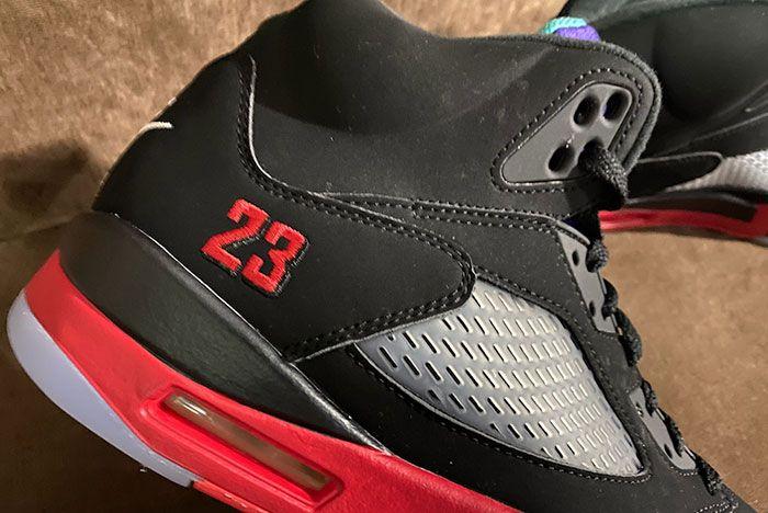 Air Jordan 5 Top 3 2020 Cz1786 001 Release Date 4 Leaked Shots