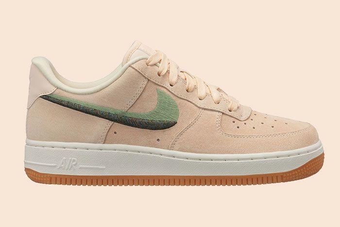 Nike Air Force 1 Lux Peach Suede