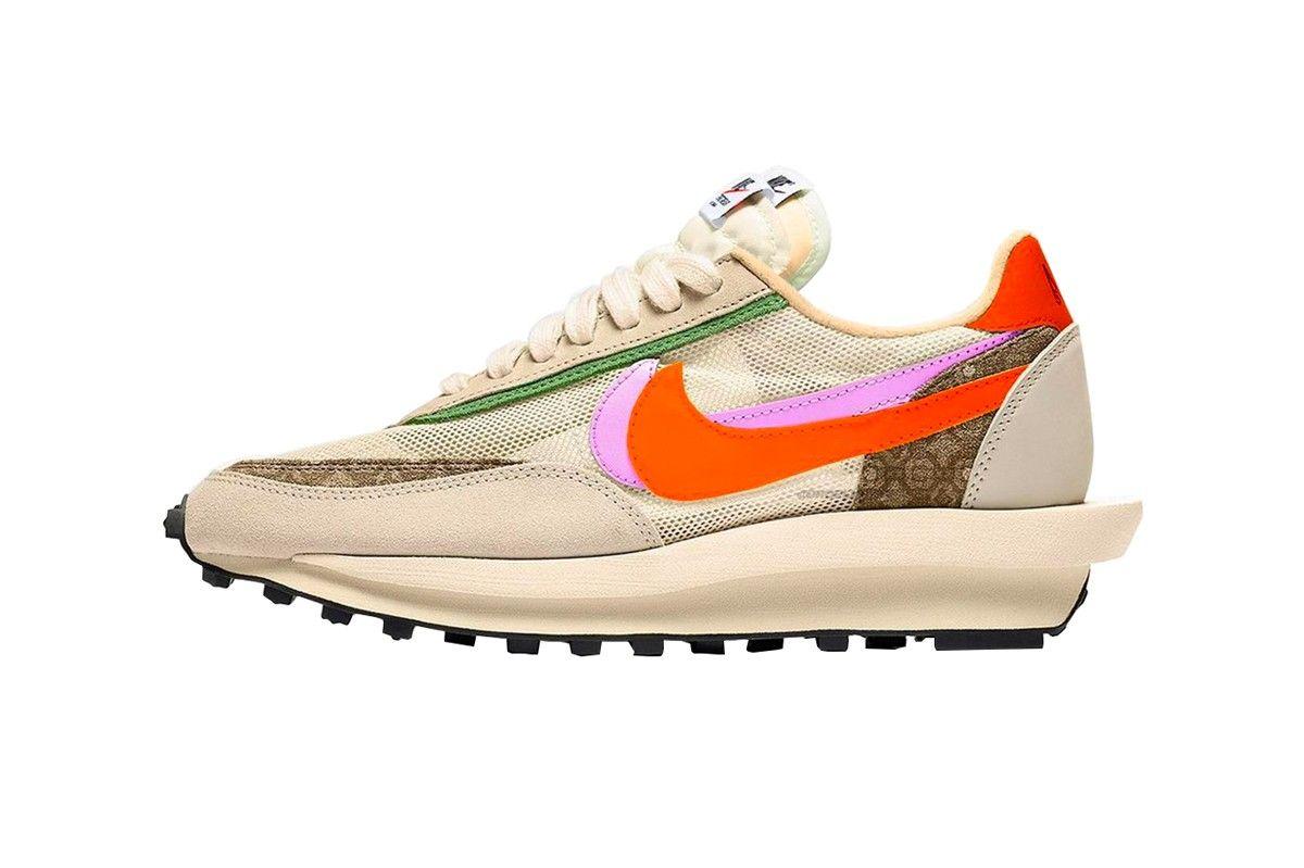 CLOT sacai Nike LDWaffle
