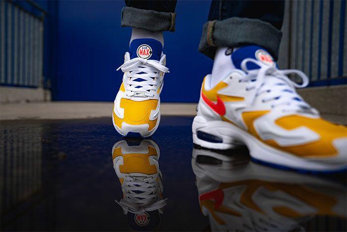 Nike Air Max Light2 Gold 2